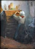 Pierre-Auguste Renoir, Girl in Prayer