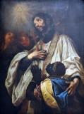 Paul Troger, Estasy of St. Xavier (Franje) Ksaverskog