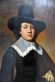 Jan Cornelius Verspronck, Portrait of a Young Man