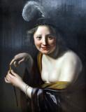 Hendrick Jansz. Ter Brugghen, Female Allegorical Figure