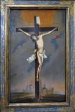 Spanish School, ca 1590, Crucifixion