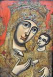 Palestine - 6th Century - Madona and Child (Hodegitria)