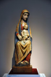 Madonna and Child Enthroned, Italian, 2nd half of the XIV Century