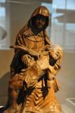Pietà, Netherlands, late XV Century