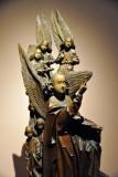 Archangel Gabriel with Angels, Flanders, XV Century