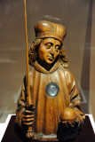 Reliquary in the form of a Nobleman, Netherlands, XV Century