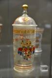 Pokal cup with lid, German, 1628