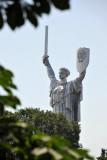 Motherland statue, Kiev - 530 tons