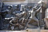 Memorial complex - Heroes of the Front and of the Rear - Defense of the Soviet border against the 1941 Nazi invasion