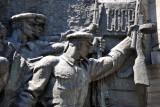 Memorial complex - Border Guards composition