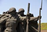 The Battle of the Dniepr (1943) memorial, Kiev