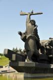 Battle of the Dniepr memorial