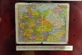 Map of the Deutsche Reich in 1940