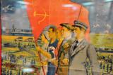 Soviet Propaganda Poster - Great Patriotic War Museum, Kiev