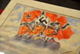 German certificate - Great Patriotic War Museum
