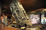 Wreckage of a Soviet Il-2 fighter, Great Patriotic War Museum, Kiev