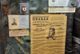 Pravda - 30 October 1941, Heroes of the Soviet Union Defend Moscow