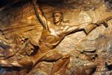 Relief sculpture - Heroic Defense of Sevastopol, Great Patriotic War Museum