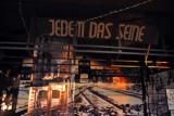 German Concentration Camp - Jedem Das Seine (To Each His Own)