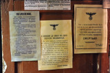 Public notices from the German occupation of Ukraine