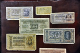 German banknotes from the occupation of Ukraine