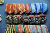 Soviet Medals, Great Patriotic War Museum