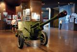 Soviet Artillery - Great Patriotic War Museum
