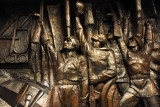Relief Sculpture - ЗАРОДИНА! For the Motherland