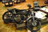 German military motorcycle