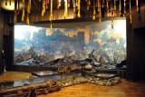 Diorama - the Fall of Berlin, Great Patriotic War Museum, Kiev