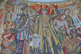 Mosaic, Hall of Glory - Great Patriotic War Museum