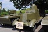 Soviet Armored Car BA-20