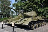 Soviet Tank T-34-85, 1944