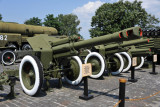 Soviet 152mm D-1 Howitzer (1943)