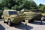 Soviet MAV Amphibious Vehicle
