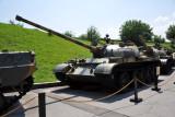 Soviet T-54 Tank