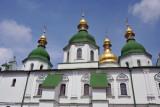 Saint Sophia Cathedral, 11th C., Kyiv