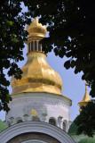 Central gold dome, St. Sophia's, Kyiv