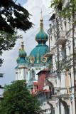 Desyatynna St, Kyiv