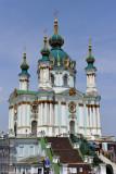 St. Andrew's Church (1747-1754), Kyiv