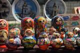 Nesting dolls, Kyiv