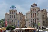West end of Maidan Nezalezhnosti - Independence Square, Kyiv
