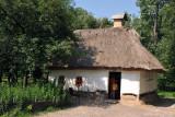 Farmstead from the village of Nemorozh, Cherkasska Region - Middle Dnipro