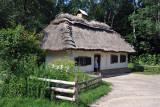 Farmstead from the village of Yasnozir'ya, Cherkashchyna, 19th C, Middle Dnipro Region