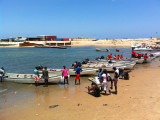 An afternoon excursion to Ilha do Mussulo across from Luanda Sul