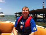 On to boat to Ilha do Mussulo - Sonho Dourado tourist complex