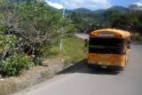 El Poy - La Entrada - Copan Ruinas by bus