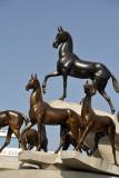 Ten-Horses Square, Ashgabat