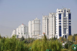 New apartments of the White City