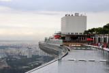 Infinity Pool of the Sky Garden, Marina Bay Sands Hotel